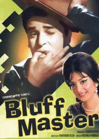 Watch or Download Hindi Movie Bluffmaster Online - 1963