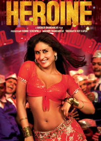 Watch or Download Hindi Movie Heroine Online - 2012