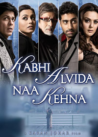 Watch or Download Hindi Movie Kabhi Alvida Naa Kehna Online - 2006