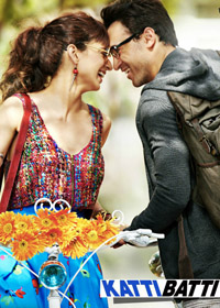 Watch or Download Hindi Movie Katti Batti Online - 2015
