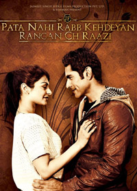 Watch or Download Punjabi Movie Pata Nahi Rab Kehdeyan Rangan Ch Raazi Online - 2012