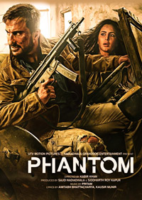 Watch or Download Hindi Movie Phantom Online - 2015