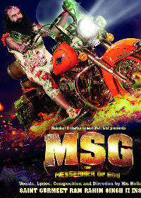 Watch or Download Hindi Movie MSG - The Messenger Online - 2015